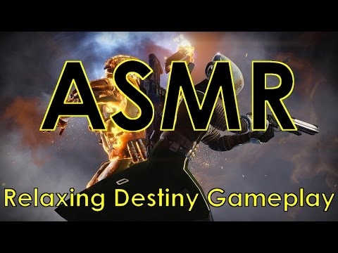 ASMR Destiny Sweaty PvP Gameplay [An Experiment]
