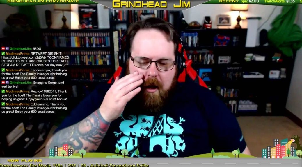 Jim Describes his love of the Iron Banner!